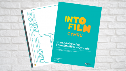 Image of Creating Effective Film Reviews - Welsh Primary PDF