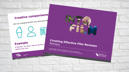 Image of Creating Effective Film Reviews -Primary PPT