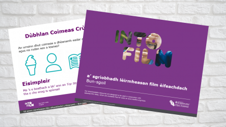 Image of Creating Effective Film Reviews - Scottish Primary PPT