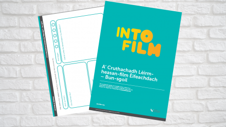 Image of Creating Effective Film Reviews - Scottish Primary PDF