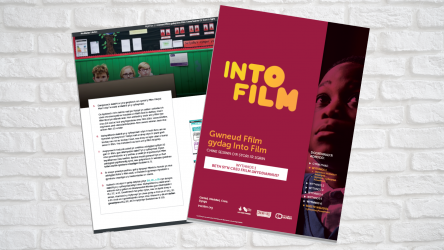 Image of Six Sessions from Story to Screen - Week 1 PDF  (Welsh)