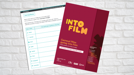 Image of Six Sessions from Story to Screen - Week 2 PDF  (Welsh)