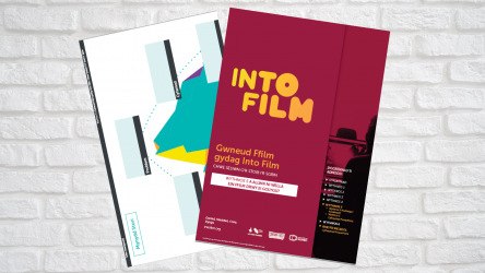 Image of Six Sessions from Story to Screen - Week 3 PDF  (Welsh)