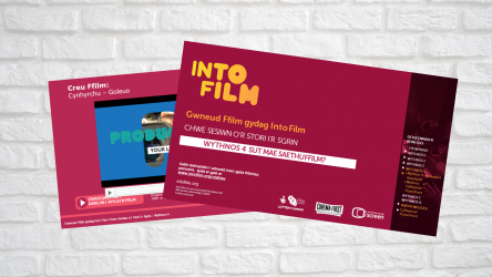 Image of Six Sessions from Story to Screen - Week 4 PPT  (Welsh)