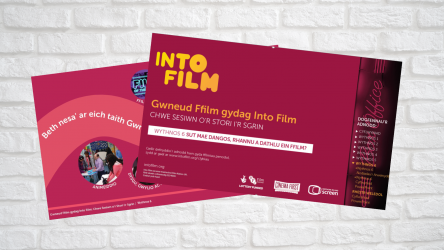 Image of Six Sessions from Story to Screen - Week 6 PPT  (Welsh)