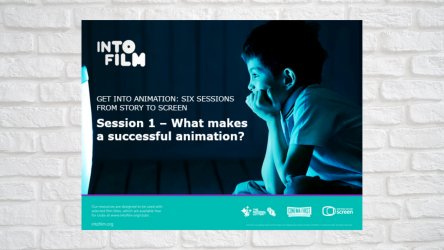 Image of Get into Animation Session 1 PPT