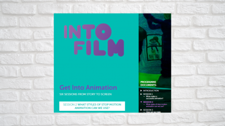 Image of Get into Animation Session 2 PDF