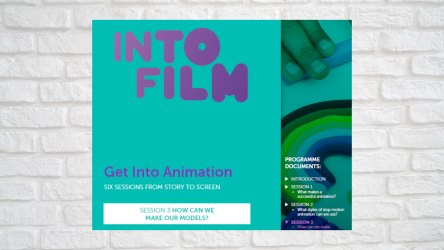 Image of Get into Animation Session 3 PDF