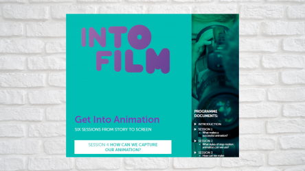 Image of Get into Animation Session 4 PDF