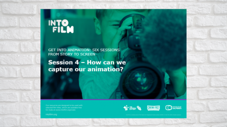 Image of Get into Animation Session 4 PPT