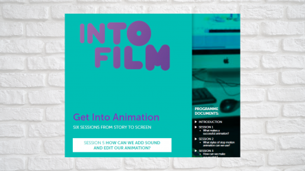 Image of Get into Animation Session 5 PDF