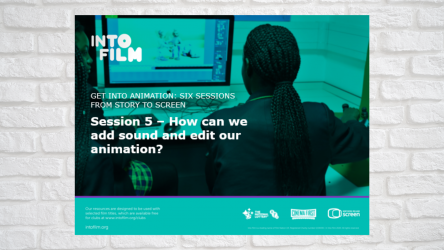 Image of Get into Animation Session 5 PPT