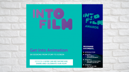 Image of Get into Animation Session 6 PDF