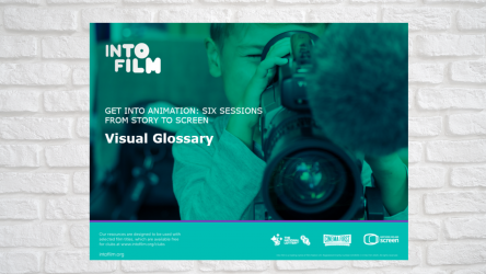 Get into Animation Visual Glossary