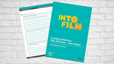 Image of Creating Effective Film Reviews - Secondary PDF