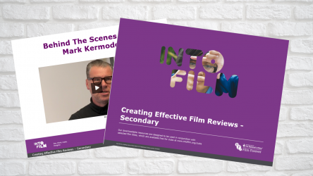 Image of Creating Effective Film Reviews - Secondary PPT