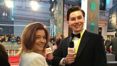 Harry and Eronita at BAFTAs