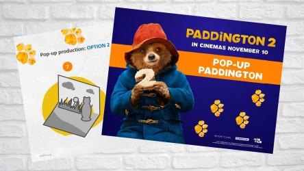 Image of Pop Up Paddington PPT