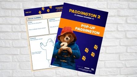 Image of Pop up Paddington PDF cover