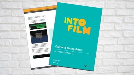 Image of Guide to Garageband PDF