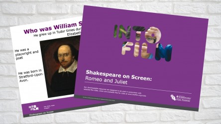 Image of Shakespeare on Screen PPT