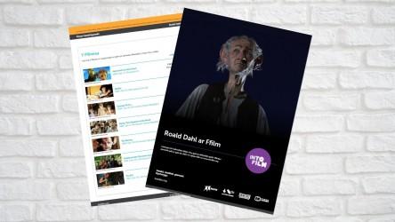 Welsh Roald Dahl on Film PDF