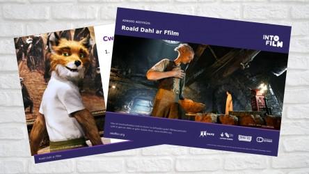 Welsh Roald Dahl on Film PPT