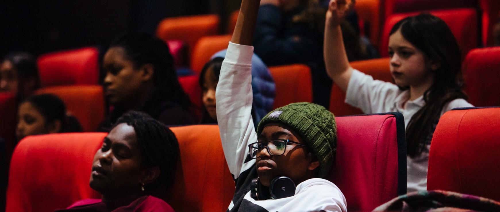 Into Film Festival Launch 2019