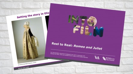 Image of Reel to Real Romeo and Juliet PDF