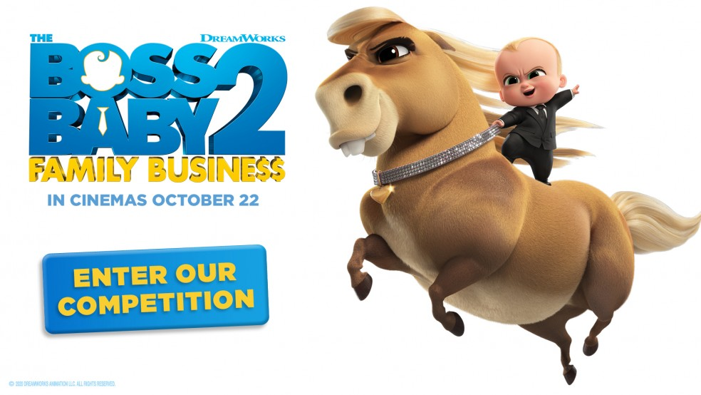 The Boss Baby 2: Family Business competition