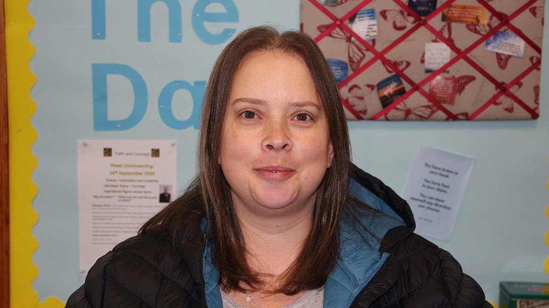 Gemma Brown, SEND Teacher from Cartmel Priory CofE School, Cumbria