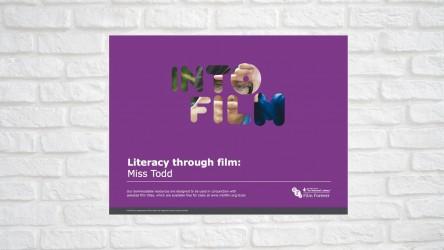 ppt thumb literacy through film miss todd