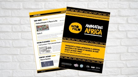 teachers notes animating africa thumb