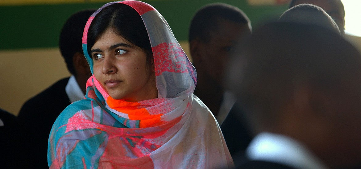 He Named Me Malala film still