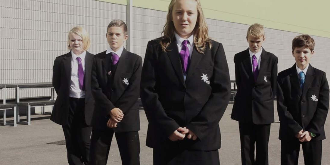 Into Film Youth Made Shorts - Respect (Primary)