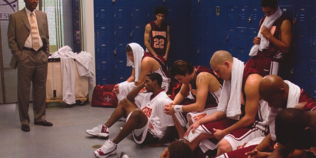coach carter way Today i watched the movie coach carter,  show the way and then help create the belief in the team that they can achieve it these goals,.