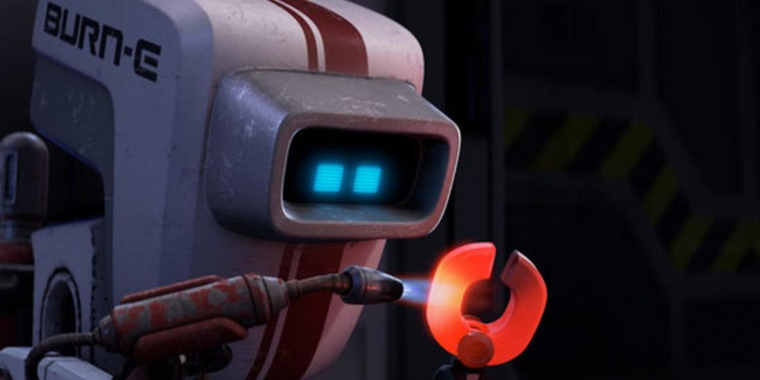Pixar Shorts Volume 2: Burn-E