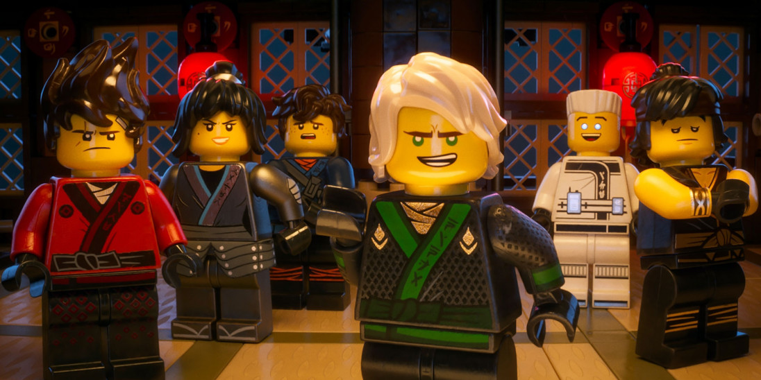 The LEGO® NINJAGO® Movie
