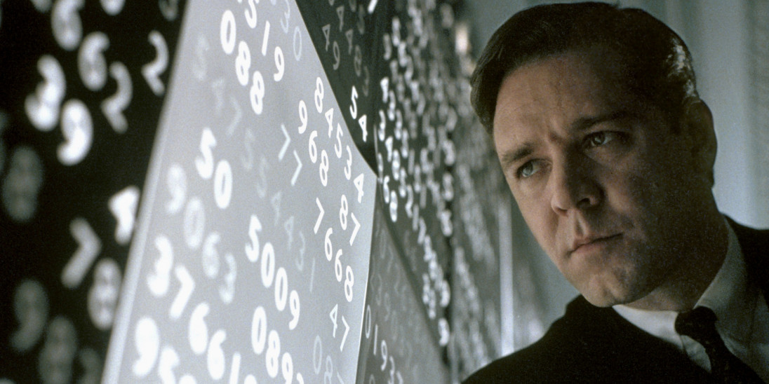 the film  a beautiful mind by To vivify the dilemma, the author invites the reader to look through her eyes into  the lens offered by the film a beautiful mind, which portrays the struggles of.