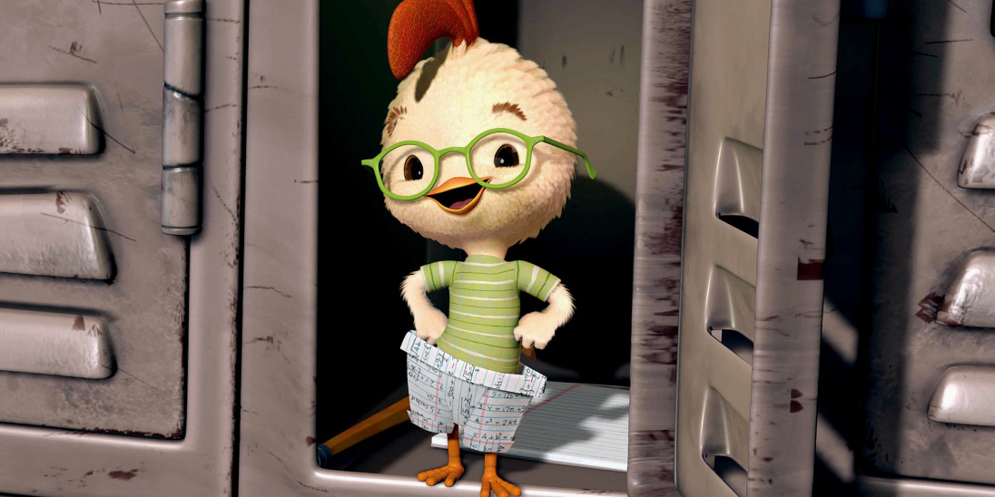 Film Chicken Little Into Film