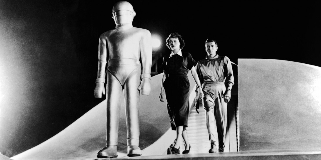 Film The Day The Earth Stood Still Into Film