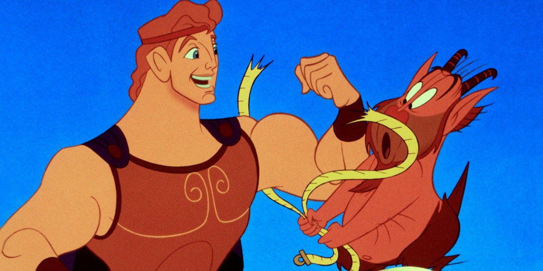 Film Hercules Into Film