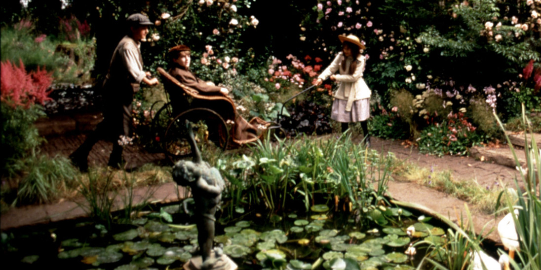 film the secret garden into film