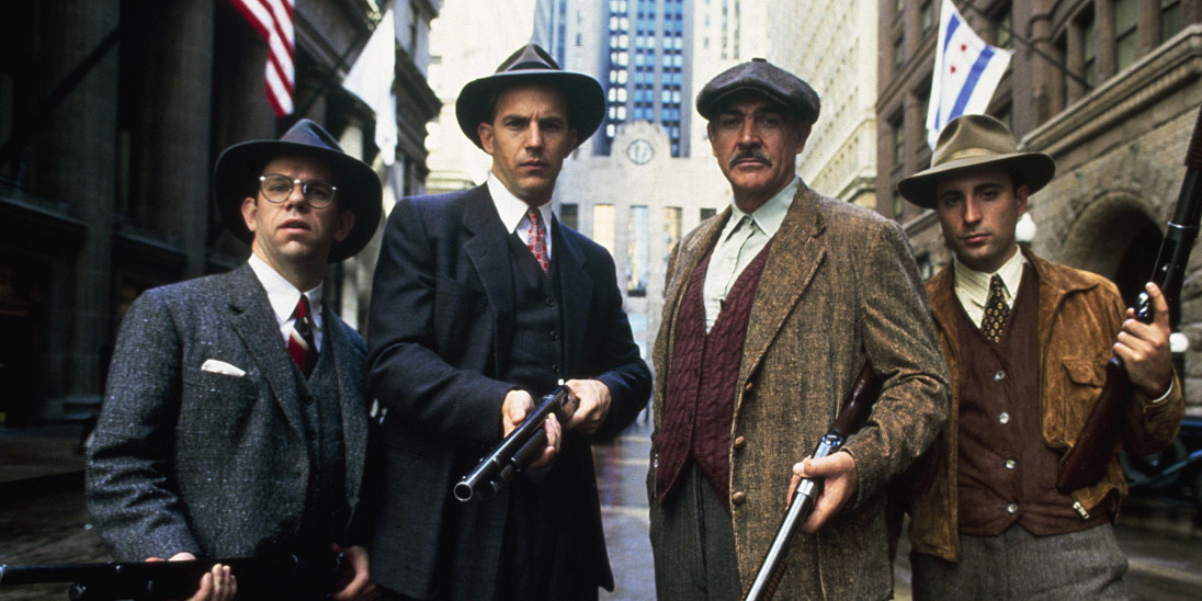 Film - The Untouchables - Into Film
