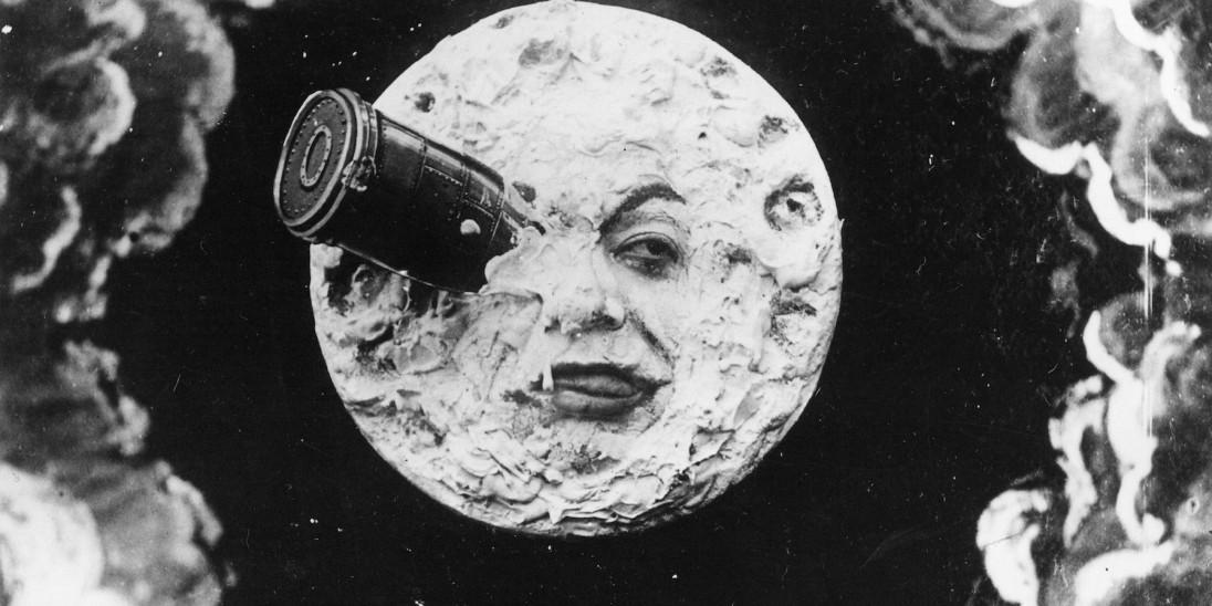 Le Voyage Dans La Lune (A Trip To The Moon)