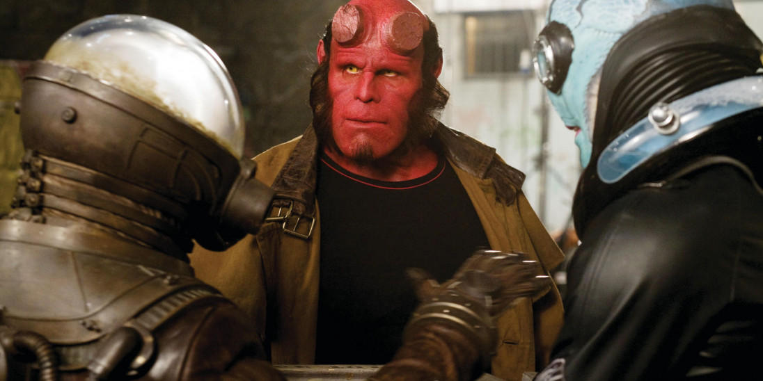 13. Hellboy II: The Golden Army (2008): How Hellboy dealt with fatherhood while simultaneously trying to keep the world safe would have been fascinating.