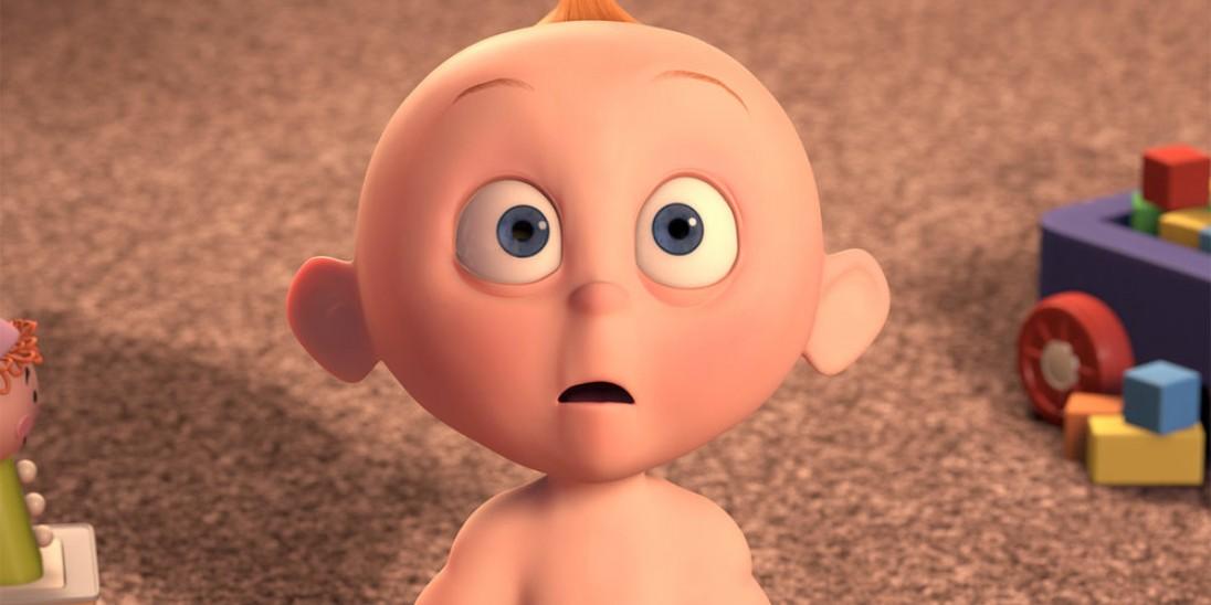 Pixar Shorts Volume 1: Jack-Jack Attack