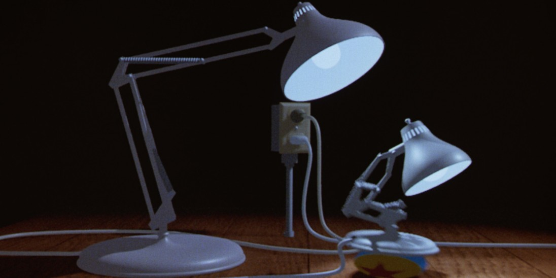 Pixar Shorts Volume 1: Luxo Jr.
