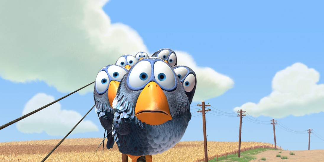 Pixar Shorts Volume 1: For The Birds