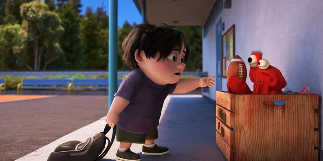 Pixar Shorts Volume 3: Lou